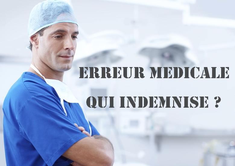 indemnisation erreur medicale