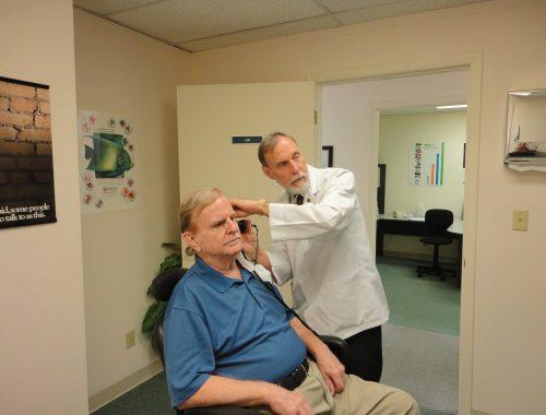 prothèse auditive pour presbyacousie
